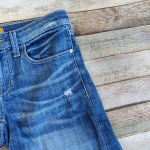 Anthropologie Shorts - Anthro Pilcro And The Letterpress Jean Shorts